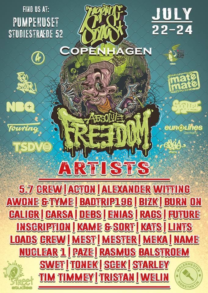 22-24 July 2016, Copenhagen (Denmark)